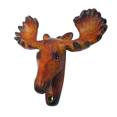 Moose Tracks Cast Iron Bottle Opener