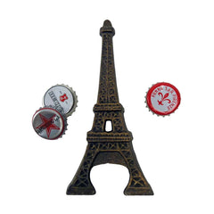 Eiffel Tower Cast Iron Bottle Opener