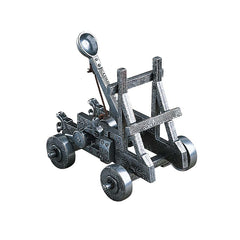 "5"" Desktop Collectible Medieval Weapon Catapult Sculpture"