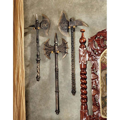 S/3 BATTLE AXES