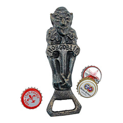 Hobgoblin Beer Cast Iron Bottle Opener: Set of Two