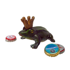 Frog King Cast Iron Bottle Opener: Set of Two