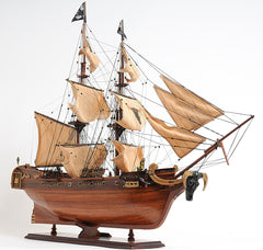 XoticBrands Decor Pirate Ship Exclusive Edition Model Display