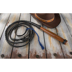 Great Explorer Leather Bullwhip