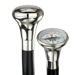 COMPASS WALKING STICK