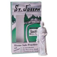 "3.5"" St. Joseph Goodluck Charm Home Sale Kit"