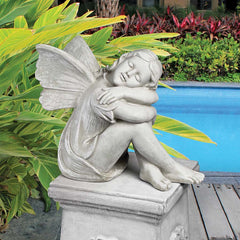 13 lbs. Heavenly Angel Garden Statue