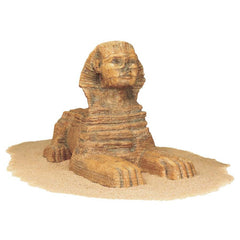 Ancient Egyptian Collectible Sphinx Desktop Table Sculpture Statue