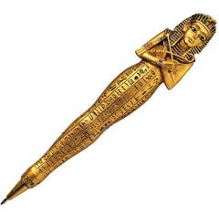 "6"" Ancient Egyptian Amenophis III Pharaoh Sculpture Pen"