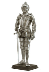 Medieval Armor-Sword In Right Hand(Silver)