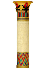 Egyptian Column - Egyptian