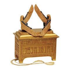 "12"" Grande Ark of the collectible Covenant Religious gallery museum quality Sculptural Box"