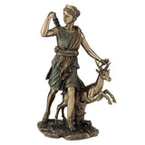 Greek Goddess Diana With Deer - Myth & Legend.