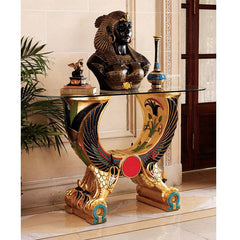 HORUS WING CONSOLE TABLE