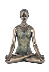 Yoga ?Lotus Pose (Padmasana) - Yoga, Performance Art.