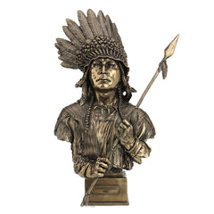 The Great Orator Of The Sioux Nation Bust