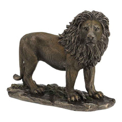 lion-bronze-animal