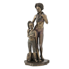 Mother And Daughter(Bronze) - Americana
