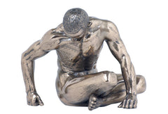 Nude Male - Artistic Body Sculpture