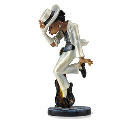 Dancer Standing With Guitar(Gloss) - Americana