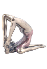 Yoga - Locust Pose - Yoga, Performance Art.