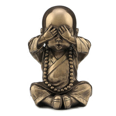 Little Monk - See No Evil - Ethnic Collectibles.