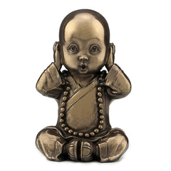 Little Monk - Hear No Evil - Ethnic Collectibles.