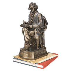 Musical Geniuses Beethoven Bronze Finish Statue