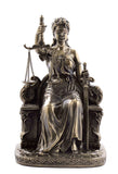 Le Justica Sitting - Myth & Legend.