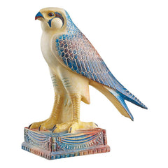 Angel Egyptian Falcon God Statue