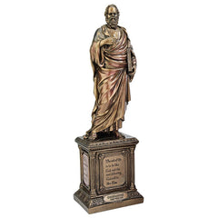 Bronze Finish Socrates - Statues