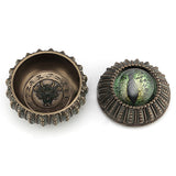 Sea Urchin-Dragon Eye Trinket Box - Home Accent.