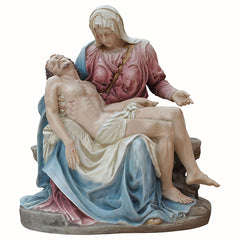 """Pieta"" (Michelangelo) (Light Color)(Large) - Home Accent"