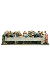 """The Last Supper"" (Leonardo Da Vinci) (Large) (Light Color) - Religious"