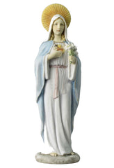 Immaculate Heart Of Mary (Light Color) - Religious