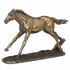 Running Horse (mbz) Animal Sculpture