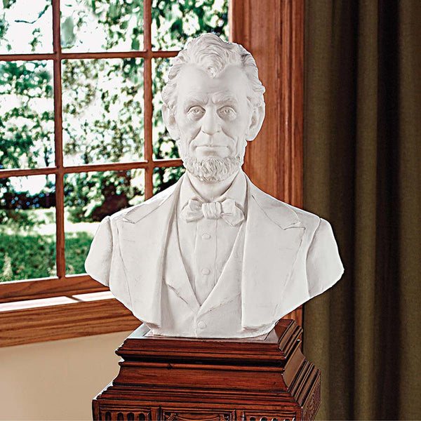 ABRAHAM LINCOLN MEMORIAL BUST