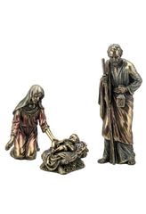 Nativity - Jesus, Mary And Joseph - Religious