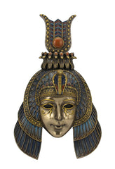 Cleopatra Headdress Mask Wall Plaque - Home Accent