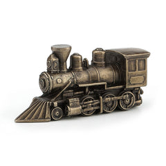 Train Engine(Mbz) - Americana Sculpture - Polystone