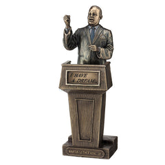 Martin Luther King, Jr. - Americana Sculpture - Cold Cast Bronze