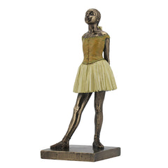 Little Dancer - Classic Sculpture - Cold Cast Bronze