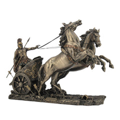 Achilles On The Two-Horse Chariot - Home Accent