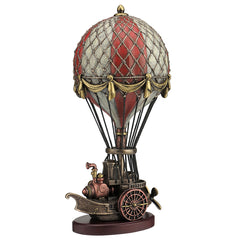 Steampunk Hot Air Balloon - Home Accent