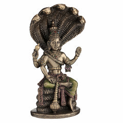Shesha Vishnu Hindu and Buddhism Sculpture