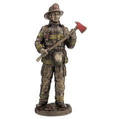 "Firefighter - ""Be Proud, Be Brave, Be Prepared"" - Americana"