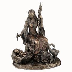 Frigga - Norse Goddess Of Love, Marriage And Destiny - Myth & Legend