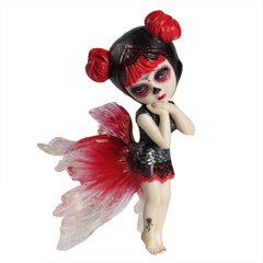 Cosplay Kids - Koi Ballerina - Yoga, Performance Art Sculpture - Pollystone