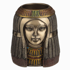 Egyptian Maiden Candle Holder - Home Accent