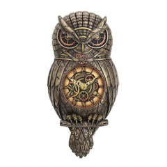 steampunk-owl-pendulum-wall-clock-myth-legend